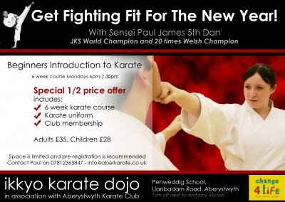 Ikkyo Dojo 6 New Year